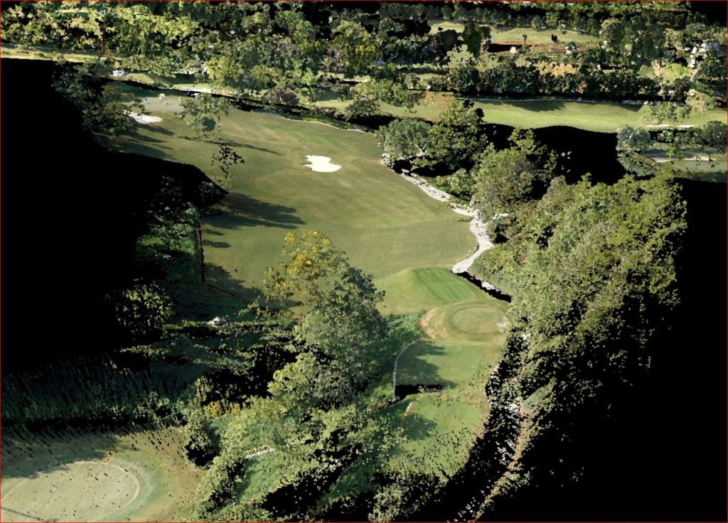 LidarSwiss Golf course 001